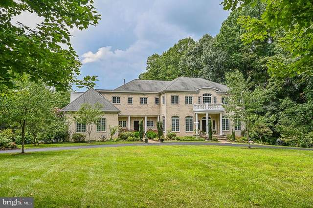 7140 Twelve Oaks Drive, FAIRFAX STATION, VA 22039 (#VAFX1145380) :: SP Home Team
