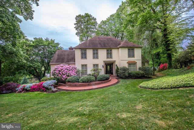2131 County Line Road, VILLANOVA, PA 19085 (#PAMC658586) :: The Lux Living Group