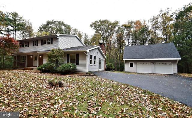 2210 Foothill Ct, SAYLORSBURG, PA 18353 (#PAMR106532) :: ExecuHome Realty