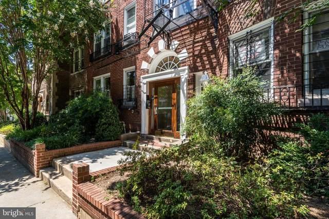 1869 Mintwood Place NW #12, WASHINGTON, DC 20009 (#DCDC480170) :: Crossman & Co. Real Estate
