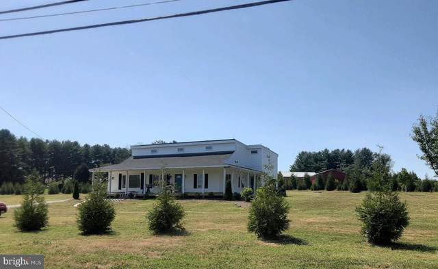 329 Klees Mill Road, SYKESVILLE, MD 21784 (#MDCR198526) :: Jacobs & Co. Real Estate