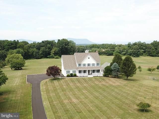 99 Grove Farm Road, FRONT ROYAL, VA 22630 (#VAWR140992) :: The Licata Group/Keller Williams Realty