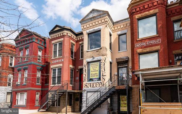 1709 N Capitol Street NE, WASHINGTON, DC 20002 (#DCDC480180) :: Better Homes Realty Signature Properties