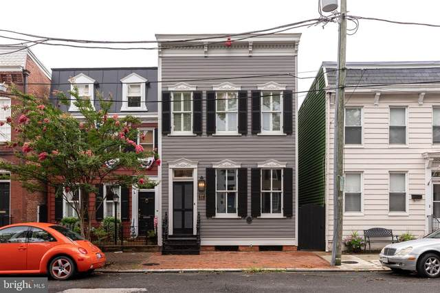 808 Duke Street, ALEXANDRIA, VA 22314 (#VAAX249194) :: Tom & Cindy and Associates
