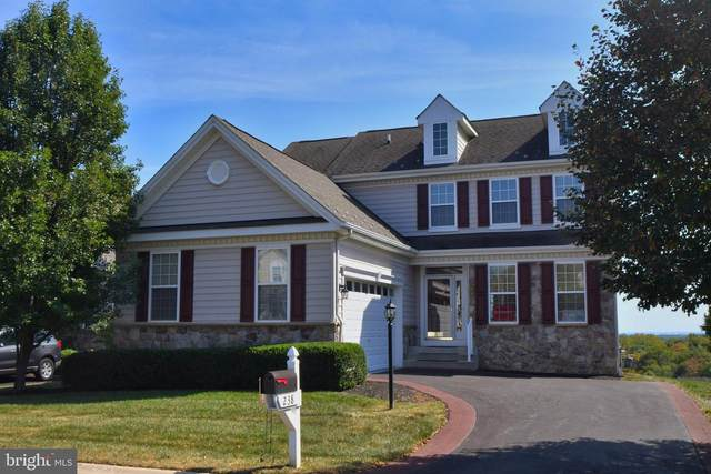 238 Smarty Jones Terrace, HAVRE DE GRACE, MD 21078 (#MDHR250004) :: Ultimate Selling Team