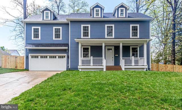 5963 Evergreen Trail, LORTON, VA 22079 (#VAFX1145460) :: The Piano Home Group