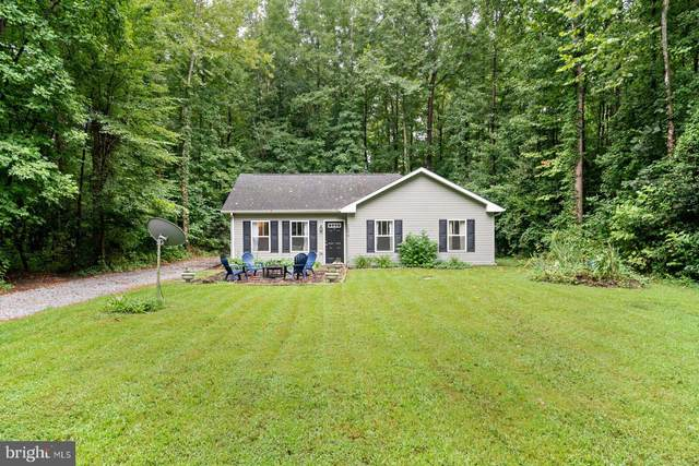 12074 Red Pine Road, RUTHER GLEN, VA 22546 (#VACV122610) :: RE/MAX Cornerstone Realty