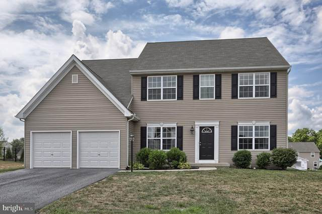 627 Saddle Road, PALMYRA, PA 17078 (#PALN114946) :: The Joy Daniels Real Estate Group
