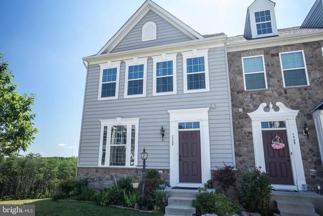 1722 Rockledge Terrace, WOODBRIDGE, VA 22192 (#VAPW501196) :: The Licata Group/Keller Williams Realty