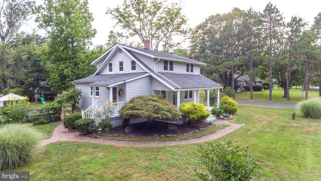 1584 Chestnut Ridge Road, UPPER BLACK EDDY, PA 18972 (#PABU503194) :: Bob Lucido Team of Keller Williams Integrity