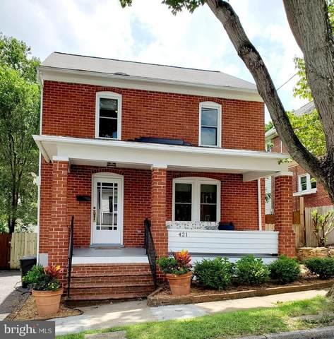 421 W Cecil Street, WINCHESTER, VA 22601 (#VAWI114860) :: LoCoMusings