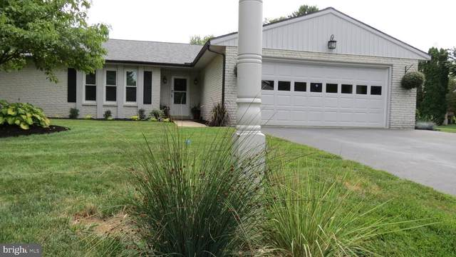 416 Meadowview Drive, LEBANON, PA 17042 (#PALN114948) :: The Dailey Group
