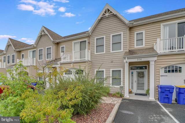 2 Smithfield Court #104, OCEAN VIEW, DE 19970 (#DESU165912) :: McClain-Williamson Realty, LLC.