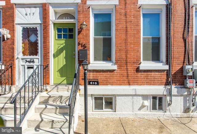 615 Mifflin Street, PHILADELPHIA, PA 19148 (#PAPH921018) :: ExecuHome Realty