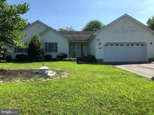 616 Cedarwood Avenue, MILFORD, DE 19963 (#DESU165926) :: RE/MAX Coast and Country