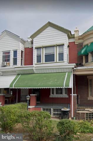 507 S 55TH Street, PHILADELPHIA, PA 19143 (#PAPH921058) :: ExecuHome Realty