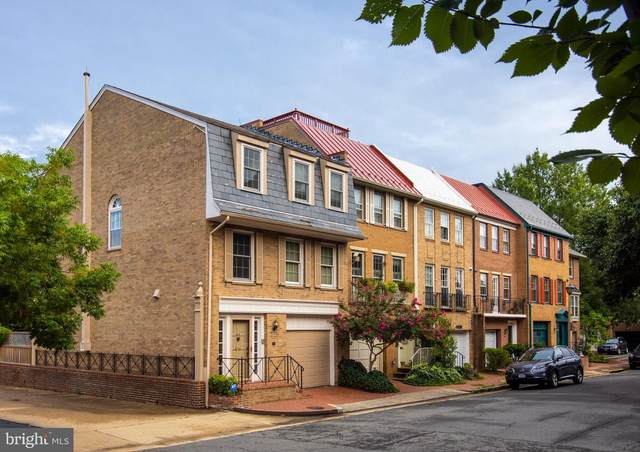 411 N Lee Street, ALEXANDRIA, VA 22314 (#VAAX249224) :: Tom & Cindy and Associates