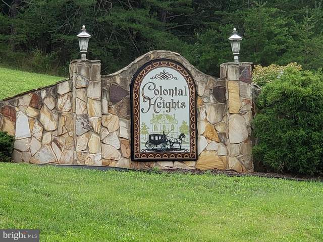 Lot #8 Colonial Heights Dr, FORT ASHBY, WV 26719 (#WVMI111300) :: The Licata Group/Keller Williams Realty