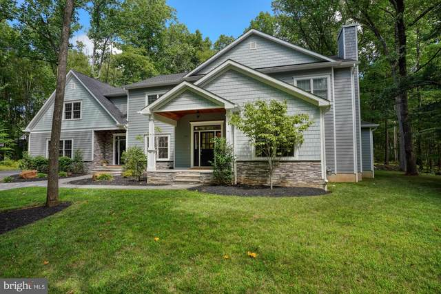 145 Ridgeview Circle, PRINCETON, NJ 08540 (#NJME299562) :: Tessier Real Estate