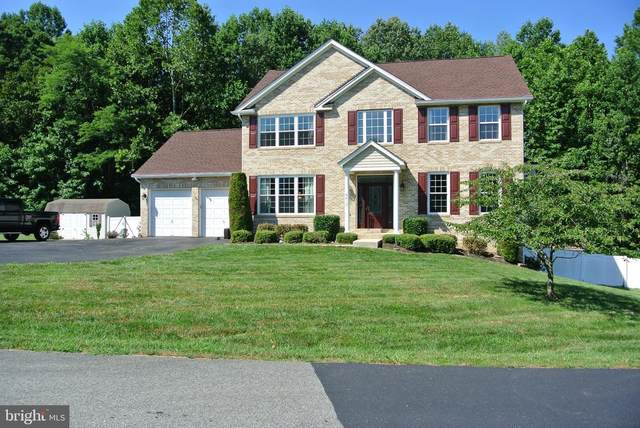 8412 Dartrey Place, CHARLOTTE HALL, MD 20622 (#MDCH216188) :: Pearson Smith Realty