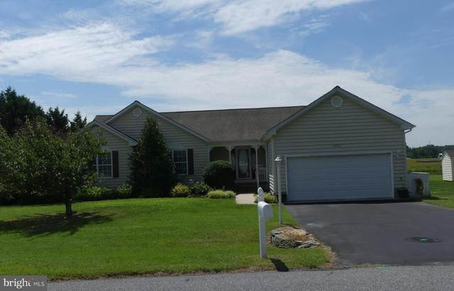 30820 Oak Crest Drive, LEWES, DE 19958 (#DESU165952) :: McClain-Williamson Realty, LLC.