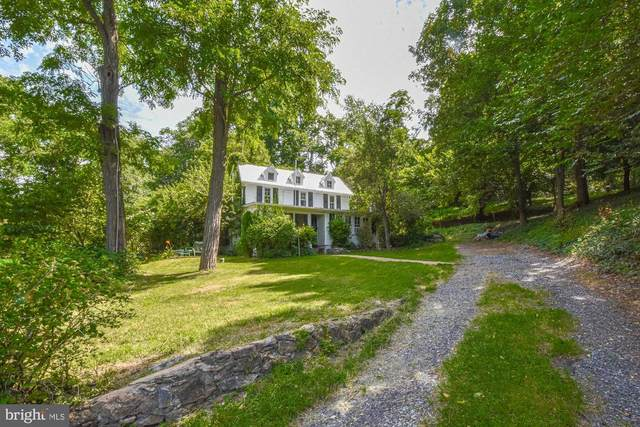 5338 Browntown Road, FRONT ROYAL, VA 22630 (#VAWR141004) :: Pearson Smith Realty