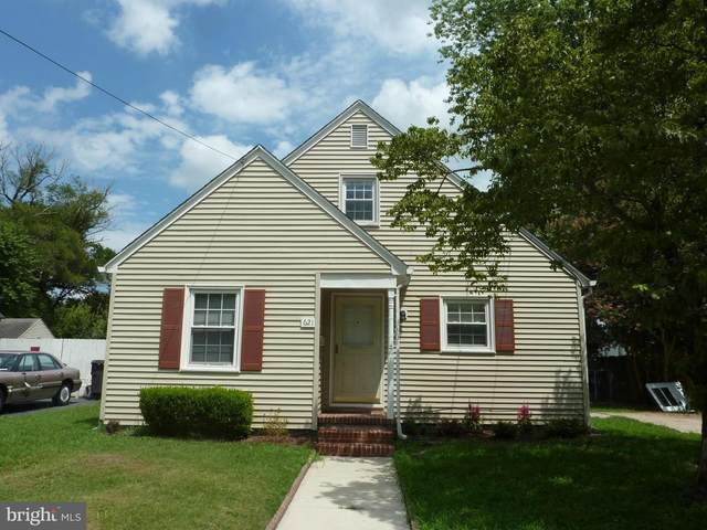 621 Homer Street, SALISBURY, MD 21804 (#MDWC109180) :: The Licata Group/Keller Williams Realty