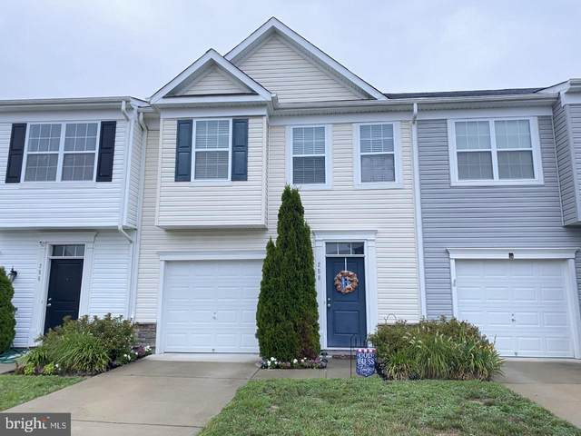 258 Garrison Way, FRUITLAND, MD 21826 (#MDWC109182) :: BayShore Group of Northrop Realty