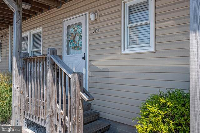 120 53RD Street J101, OCEAN CITY, MD 21842 (#MDWO115714) :: Keller Williams Flagship of Maryland