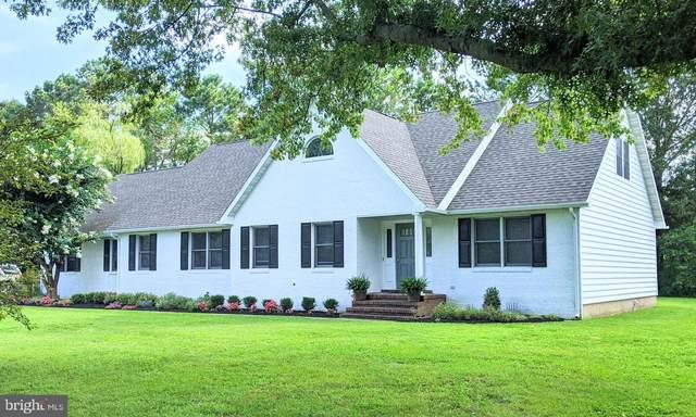 108 W Oak Avenue, EASTON, MD 21601 (#MDTA138820) :: Bob Lucido Team of Keller Williams Integrity