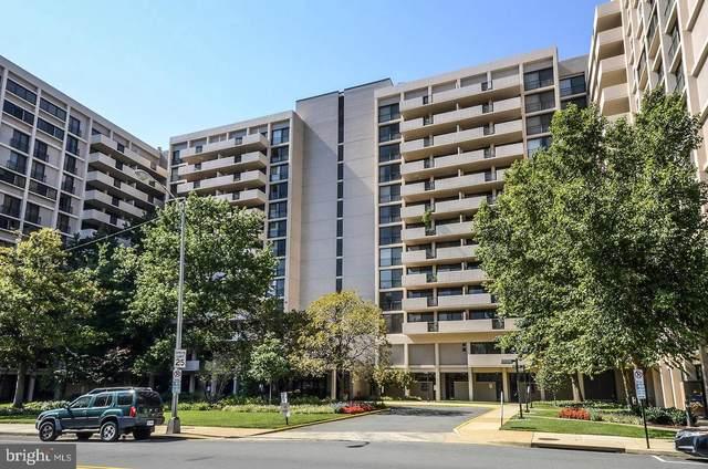 4141 N Henderson Road #520, ARLINGTON, VA 22203 (#VAAR167142) :: Lucido Agency of Keller Williams