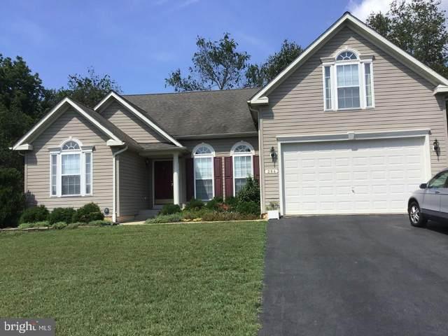 284 Tidewater Circle, PRESTON, MD 21655 (#MDCM124324) :: McClain-Williamson Realty, LLC.