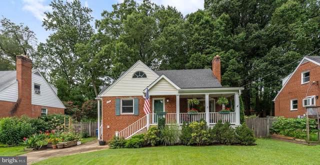 1025 Poplar Drive, FALLS CHURCH, VA 22046 (#VAFX1145682) :: Debbie Dogrul Associates - Long and Foster Real Estate