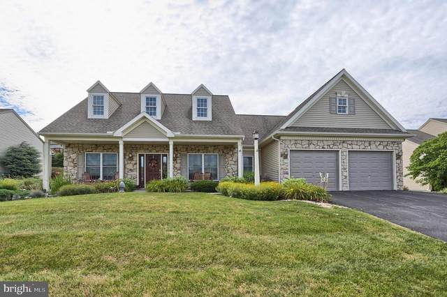 854 Water Edge Court, LEBANON, PA 17046 (#PALN114968) :: The Dailey Group