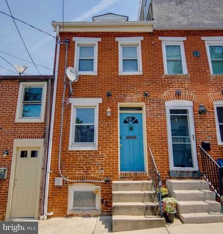 1213 Durst Street, BALTIMORE, MD 21230 (#MDBA519176) :: The Miller Team