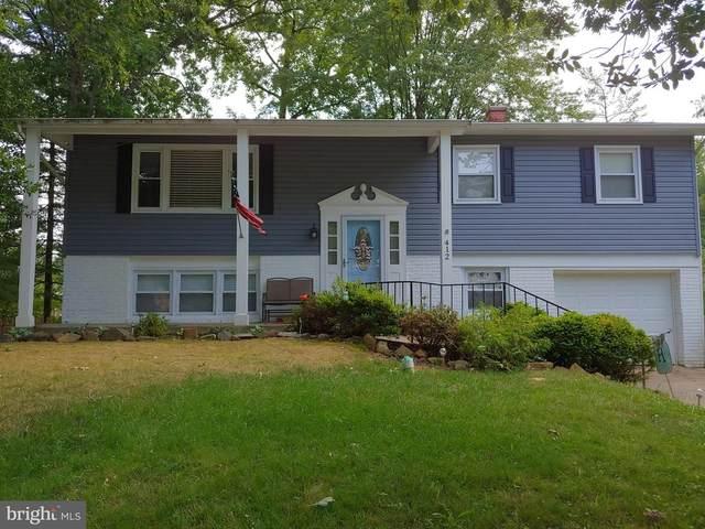 412 Hillcrest Drive, ABERDEEN, MD 21001 (#MDHR250040) :: Tessier Real Estate