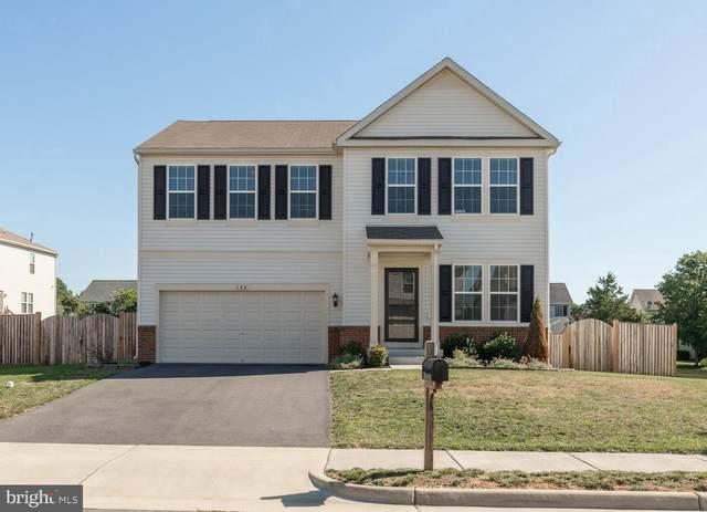 142 Littlewing Way, STEPHENS CITY, VA 22655 (#VAFV158958) :: Debbie Dogrul Associates - Long and Foster Real Estate