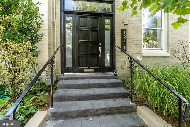 1241 D Street NE, WASHINGTON, DC 20002 (#DCDC480316) :: Corner House Realty