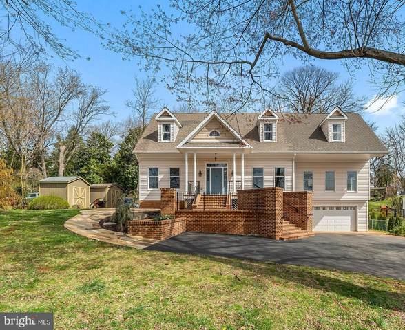 131 Gaines Street, WARRENTON, VA 20186 (#VAFQ166630) :: Larson Fine Properties