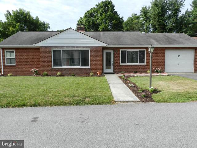 24 Crescent Drive, NEW CUMBERLAND, PA 17070 (#PAYK142672) :: The Joy Daniels Real Estate Group