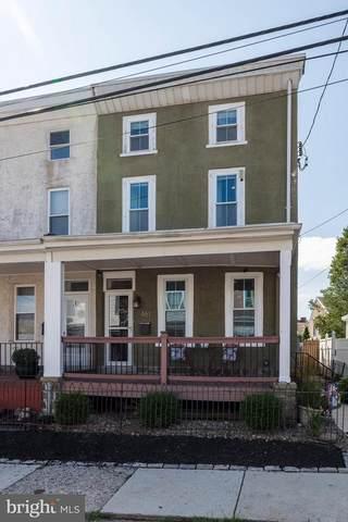 461 Delmar Street, PHILADELPHIA, PA 19128 (#PAPH921302) :: Scott Kompa Group