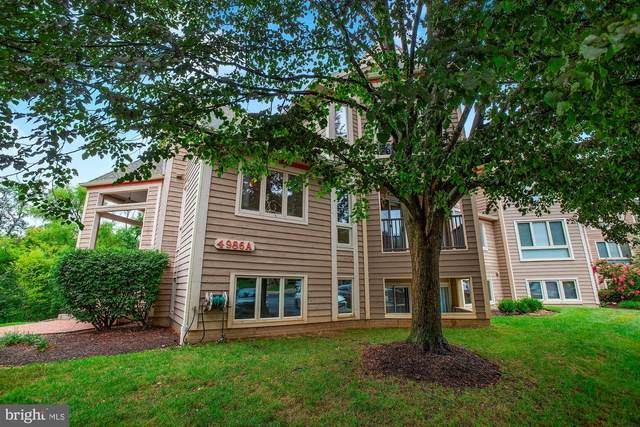 4986 Dorsey Hall Drive A-4, ELLICOTT CITY, MD 21042 (#MDHW283280) :: The Miller Team