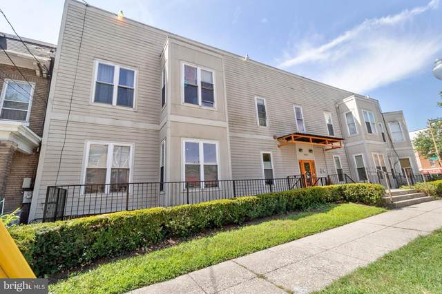 5551-5551 Illinois Avenue NW #102, WASHINGTON, DC 20011 (#DCDC480328) :: Crossman & Co. Real Estate