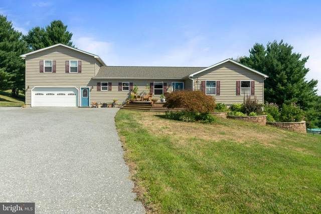 11716 Bunker Hill Court, UNION BRIDGE, MD 21791 (#MDFR268432) :: Bruce & Tanya and Associates