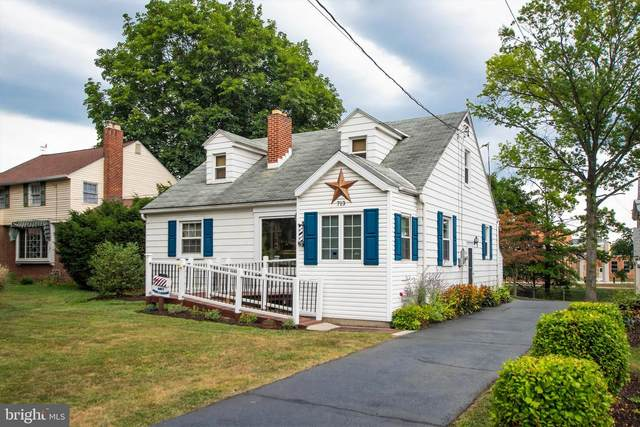 713 S Market Street, MECHANICSBURG, PA 17055 (#PACB126378) :: TeamPete Realty Services, Inc