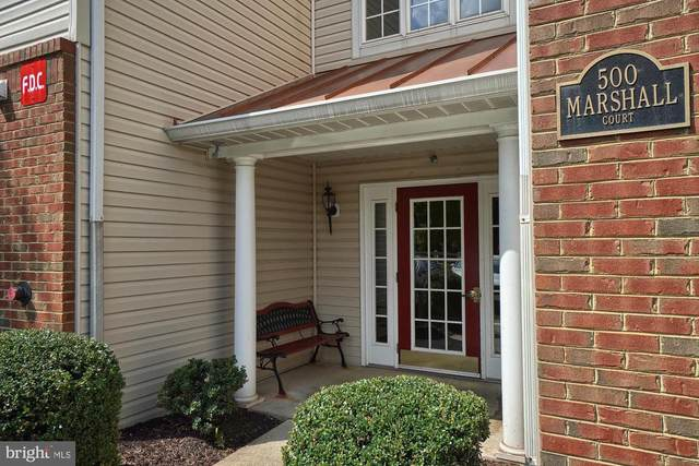 500-G Marshall Court 3G, FREDERICK, MD 21703 (#MDFR268438) :: The Riffle Group of Keller Williams Select Realtors