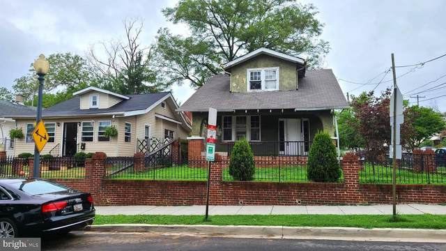 2700 4TH Street NE, WASHINGTON, DC 20002 (#DCDC480336) :: Crossman & Co. Real Estate