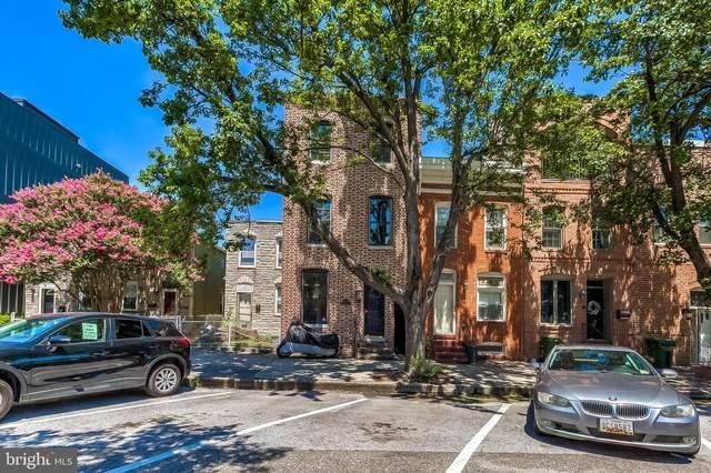 3032 Elliott Street, BALTIMORE, MD 21224 (#MDBA519204) :: Blackwell Real Estate