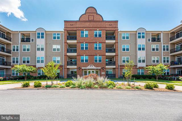 3030 Mill Island Parkway #105, FREDERICK, MD 21701 (#MDFR268450) :: LoCoMusings