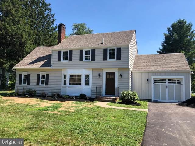 7 Colonial Ridge Drive, YARDLEY, PA 19067 (#PABU503322) :: LoCoMusings